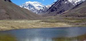 Aconcagua, Argentinien in Argentinien
