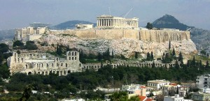 Acropolis, Athens in Athen