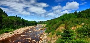 Cabot Trail in Cape Breton