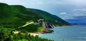 Cheticamp Scenery in Cape Breton