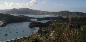 English Harbour und Falmouth Harbour in Antigua