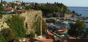 Hafen von Antalya in Antalya