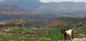 Hochland, Aethopien in Äthiopien
