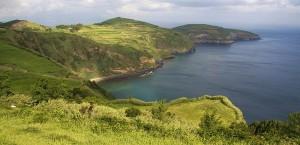 Island of Ponta Delgada, Azoren in Azoren