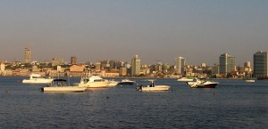 Küste Luanda, Angola in Angola
