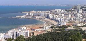 Küste von Algier, Algerien in Algerien