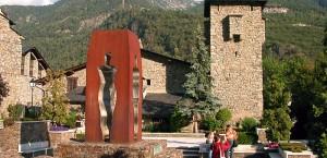 La Vella, Andorra in Andorra