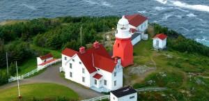 Leuchtturm in Neufundland