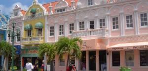 Oranjasted, Aruba in Aruba