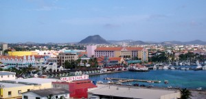 Oranjestad, Aruba in Aruba
