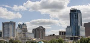 Orlando Skyline in Orlando