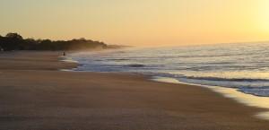 Santa Clara Beach in Panama