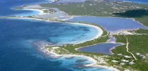 Südküste von Anguilla in Anguilla