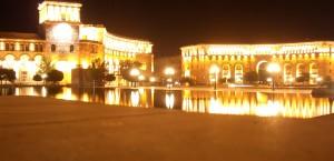 Yerevan, Armenien in Armenien
