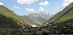 Das Naran-Tal in Pakistan in Pakistan