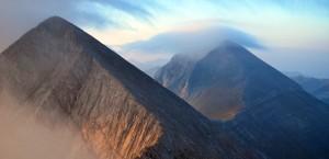 Pirin-Berge in Bulgarien in Bulgarien
