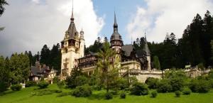 Schloss Peles in Rumänien in Rumänien