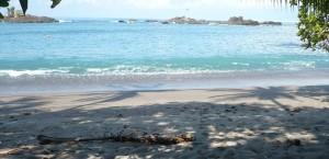 Strand in Costa Rica in Costa Rica